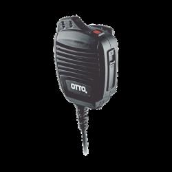Micrófono-Bocina con Cancelación de Ruido, Sumergible IP68, Control de Volumen, Motorola EP350/450/450S, MAG ONE, DEP450, DTR6