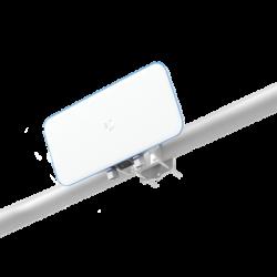 UniFi Estación Base Sectorial IP67 WiFi con tres radios 802.11ac Wave 2 MU-MIMO 4X4 antena 90 grados Beamforming, hasta 1500 us
