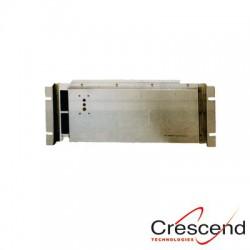 Amplificador Ciclo Continuo, 420-435 MHz, Entrada 3-9W / Salida 50W, 10A, 13.8 Vcd.