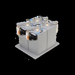 Combinador 440-512 MHz, para 4 Canales, 125 Watt, 200 KHz (min.) de Sep. Tx-Tx, 2 Circ. N Hembra.