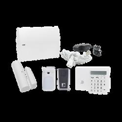 Kit de Panel de alarma inalámbrico. Con Videoverificacion a color, hasta 24 PIR con Cámara. Comunicador 3G / IP incluidos
