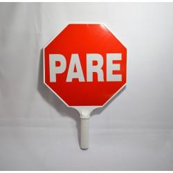 Paleta Pare/Siga Reflectiva 45 Cm