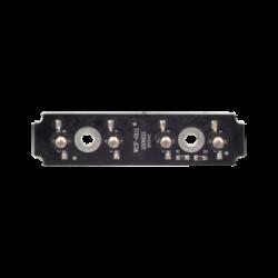 Tablilla de reemplazo con 4 LED Claro para XLL1088