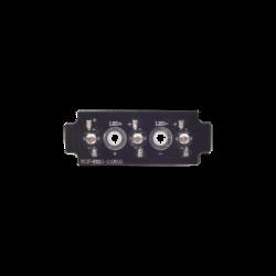 Tablilla de reemplazo con 3 LED Rojo para XLL1084
