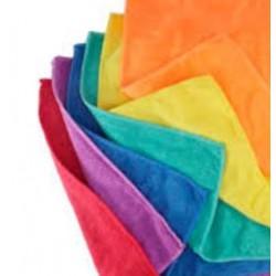 Paño Microfibra Colores