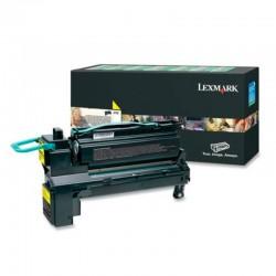 X792 Yellow Extra High Yield Return Program Print Cartridge   Suministros Toner Rendimiento 20.000 X792