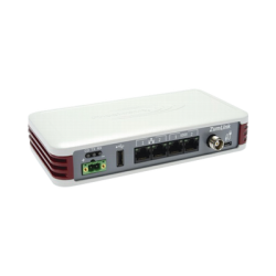 Radio Industrial para enviar datos, hasta 4 Mbps, 900 MHz, con puerto Ethernet y Serial