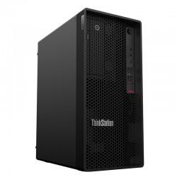 Workstation Lenovo ThinkStation P340 Tower Intel Core i9-10900, 8gb, 1 TB SATA + 256GB SSD, Quadro P2200 5GB, DVD RAMBO,Windows