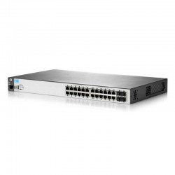 Switch HPN 2530-24G capa2 administrable 24 101001000 4 SFP Combo apilable cluster no PoE