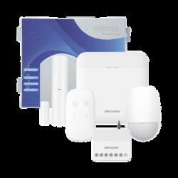 (AX PRO + YONUSA) KIT de Alarma AX PRO / Incluye: 1 Hub / 1 Energizador 2500Mts Lineales / 1 Relevador 0 a 36 VCD (Max. 5 A) con