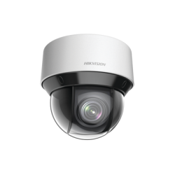 Mini Domo IP PTZ 2 Megapixel / 25X Zoom / 50 mts Luz Infrarroja Inteligente (Visión Nocturna) / Autoseguimiento / WDR 120 dB /