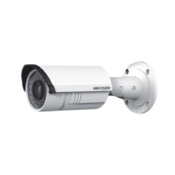 Bala IP 5 Megapixel / Lente Varifocal 2.8 a 12 mm / 30 mts IR Inteligente / Hik-Connect P2P / H.264+ / Micro SD / IP66 / Exterio