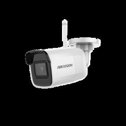 Bala IP 2 Megapixel / 30 mts IR / IP66 / Wi-Fi / dWDR / Lente 2.8 mm / Soporta Micro SD / H.265+ / Micrófono Integrado