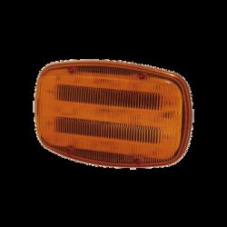 Luz de advertencia LED MagSafe ™ ámbar de montaje magnético