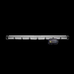 Barra de seguridad LED ambar, SAE clase I