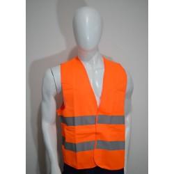 Chaleco Seguridad Fluorescente