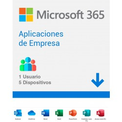 Microsoft 365 Apps | Licencia Office 365 Business