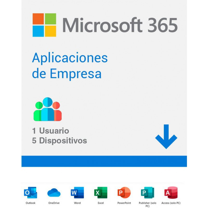 Microsoft 365 Apps   Licencia Office 365 Business
