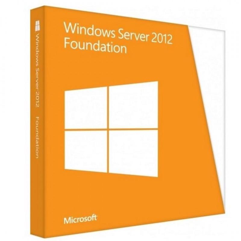 Windows Server 2012 R2 Foundation ROK (1CPU) - MultiLang