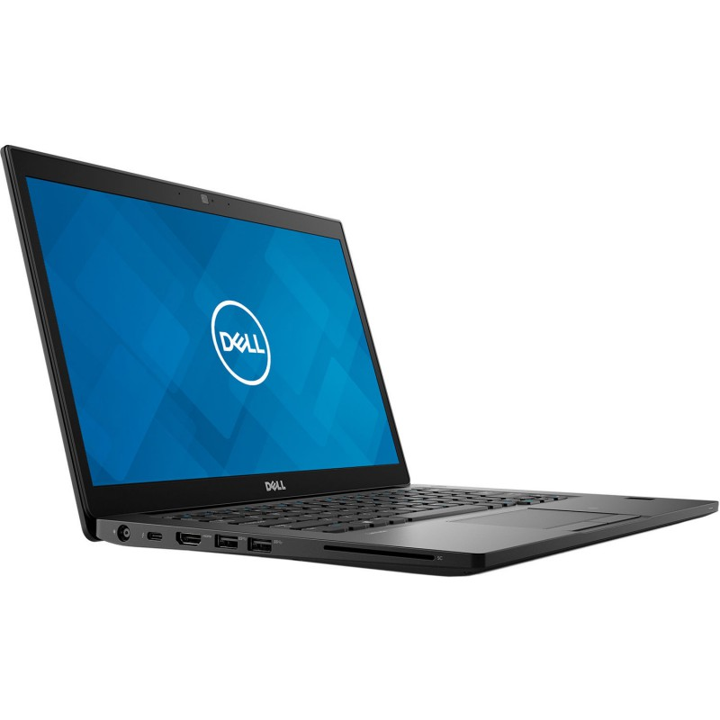 Portatil Dell Latitude 7490 Core i7 8650U/16G/512SSD/Win10Pro/Black/3 Años Garantia On Site