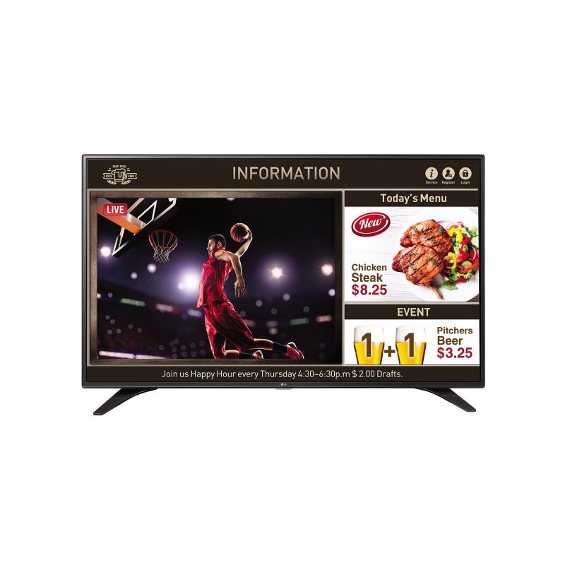 TV + Cartelera Digital y/o SuperSign TV LG