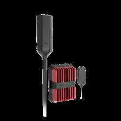 Kit amplificador de señal celular 4G LTE, 3G y Voz. Drive Reach OTR. Especial para Tractocamión y Pick up Pesados. Soporta mú