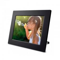 Digital Photo Frame Led Black
