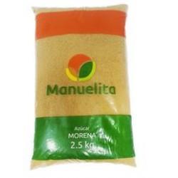 Azucar Manuelita Morena Bs x 1Kg