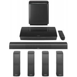 Sistema de cine en casa BOSE LifeStyle 650 / Color: Negro.