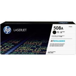 HP 508A Black LaserJet Toner Cartridge
