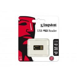 Lector MicroSD Reader Gen 2 (USB 2.0)