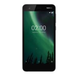 Celular NOKIA 2 Snapdragon/212 QC/1.3Ghz/Pant 5HD/ ROM 8GB RAM 1GB/ Android Nougat/ Cámara 5MP-8MP/ Cooper
