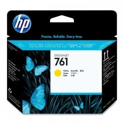 Cabezal de impresión DesignJet HP 761 amarillo