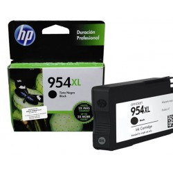 CARTUCHO HP BLACK 954XL OFFICEJET PRO 8210 8710 8720, 2.000 Pag.