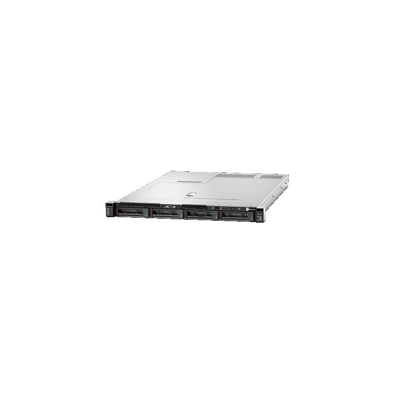 Servidor ThinkSystem SR530, Intel Xeon Bronze 3106 8C 1.7GHz, 16GB, 550W