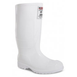 Bota Workman Blanca Con Puntera (Talla 35-46) Workman Food Industry Safety Ref. 2420010