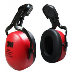 Protector Auditivo Adaptable Muffler Casco 3M