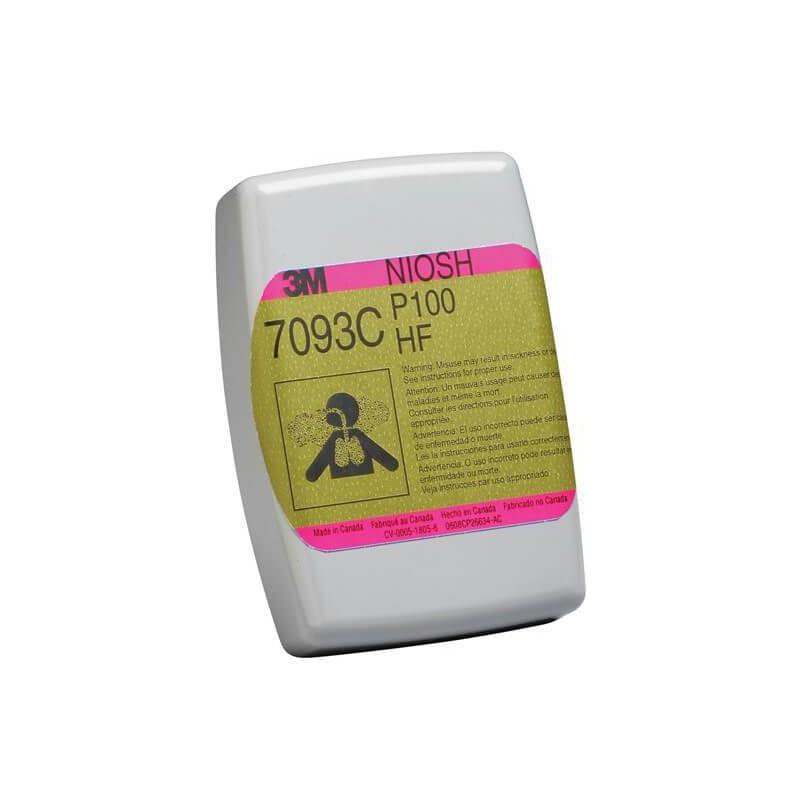 Cartucho 3m 7093c Gases Acidos Y Vapores Organicos