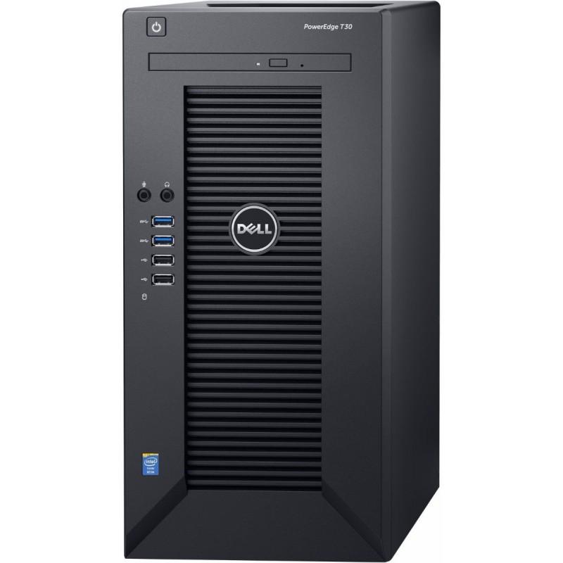 Servidor Dell T30 Power Edge Intel Xeon E3 -1225 v5 (3.3 GHz 8M Cache) 4Cores