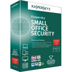 Antivirus Kaspersky Small Office Security 6.0 for Desktops, Mobiles and File Servers 5 Devices + 1 server 1 Year