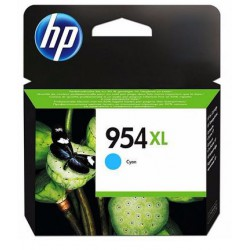 CARTUCHO HP CYAN 954XL OFFICEJET PRO 8210 8710 8720, 1.600 Pag.