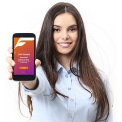 Flash 30 Días | Minutos ilimitados, 2.3 GB, 500 sms