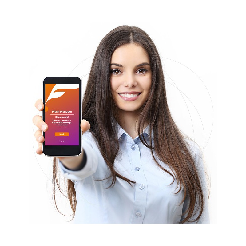 Flash Súper| Minutos ilimitados, 5.5 GB, 1000 sms