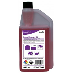 Sanitizante Amonio Cuaternatio Suma Divosan KS x 946ML