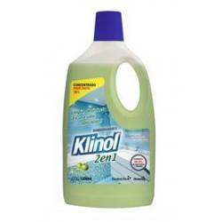 Limpiador Desinfectante Klinol 2 en 1 x 1Lt