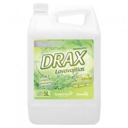 Drax Lavavajillas Limón x 5Lts