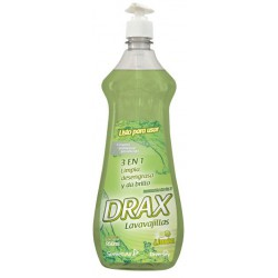 Drax Lavavajillas Limon x 950Ml (LEM)