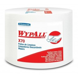 WypAll X 70 JUMBO-ROLL 750 HJS (35X28 cm) TRABAJO MEDIANO Y SUPERFICIES LISAS