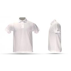 Camiseta Manga Corta Tipo Polo Tela Lacost