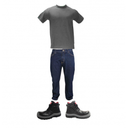 Combo Dotación (Camiseta + Jean + Botas)